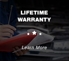 Lifetime Warranty Collision Repair Knoxville, TN